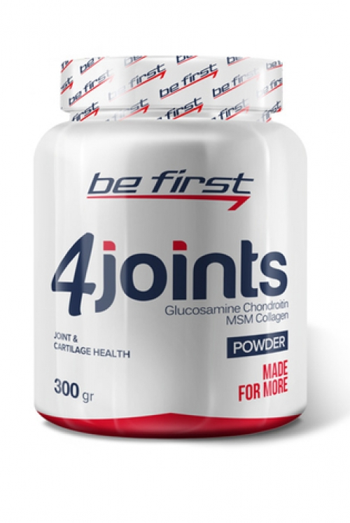 Be First 4joints Powder 300g