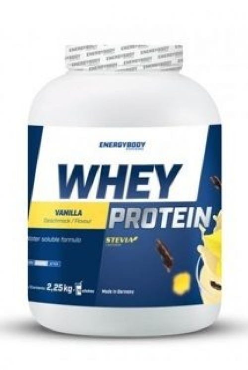 ENERGYBODY SYSTEMS WHEY PROTEIN 2,25kg