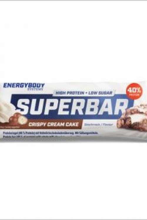 ENERGYBODY SYSTEMS Protein Bar 40%