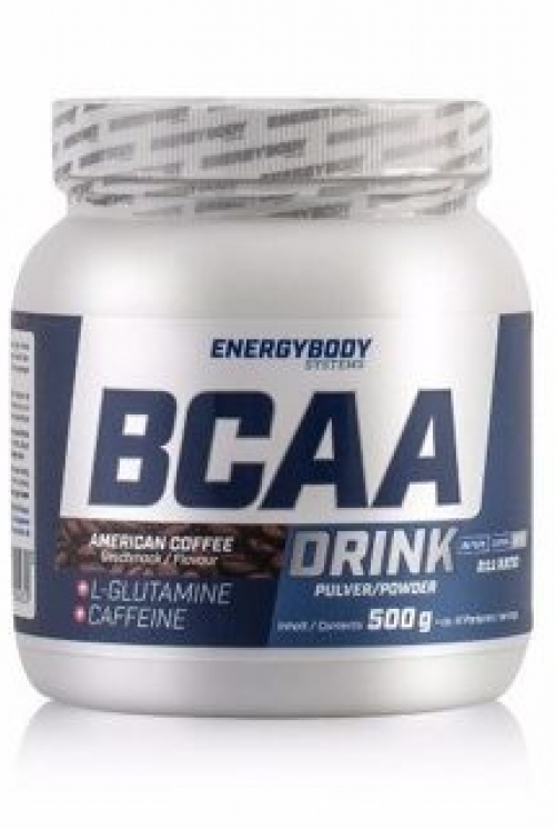 ENERGYBODY SYSTEMS BCAA DRINK 500g