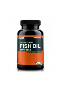 Fish Oil 100 softgel.