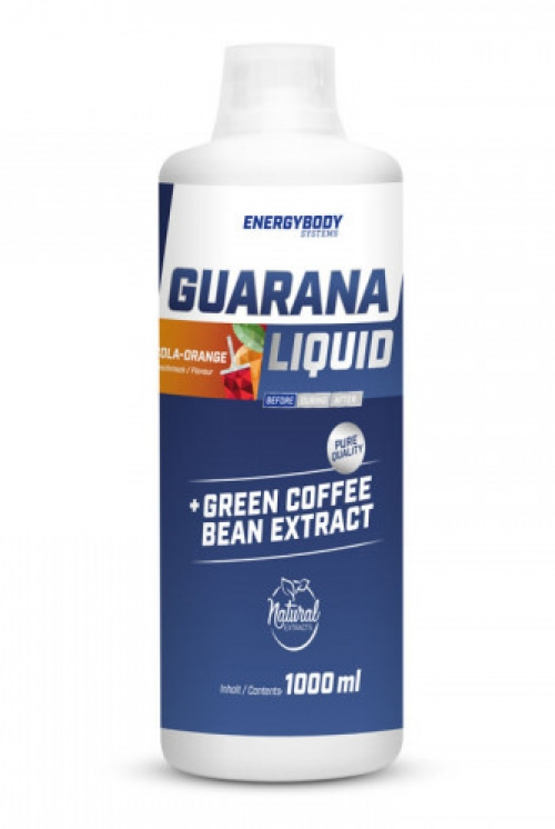 Energybody systems Guarana Liquid 1l