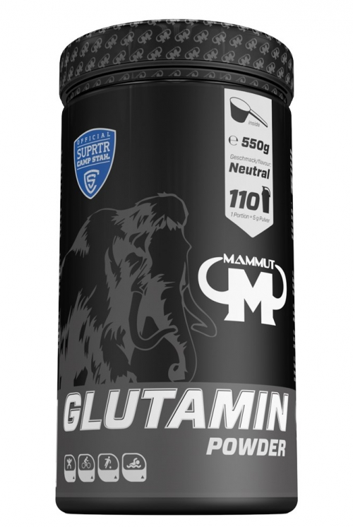 MAMMUT GLUTAMIN POWDER 550g