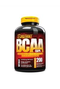 BCAA, 200caps