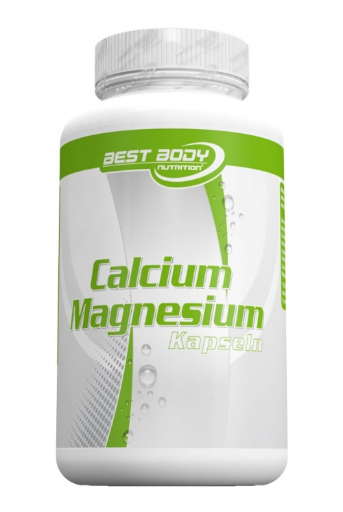 BEST BODY NUTRITION CALCIUM MAGNESIUM 100кап