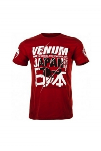Wand's Return UFC Japan Tee Red