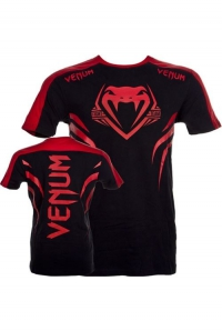 Shockwave 2 red devil t-short
